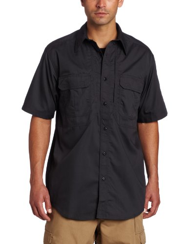 5.11 Tactical Series Taclite Pro Shirt Short Sleeve Chemise Homme, Dark Navy, FR (Taille Fabricant : 2XL)