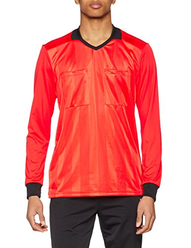 adidas Herren Referee 18 Trikot, Bright Red, M