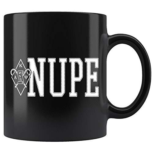 Mens Kappa Alpha Psi Fraternity, Inc. Mug Coffee Mug 11oz Gift Tea Cups 11oz