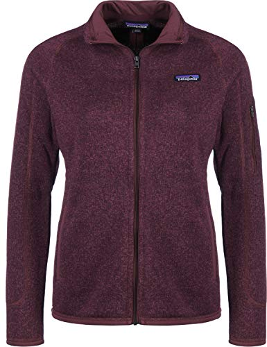 Patagonia Damen W's Better Sweater JKT L Dark Currant