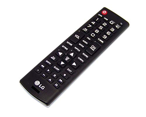 OEM LG Remote Control Shipped with 49LJ5100, 49LX340H, 49UX340C, 55LF6000