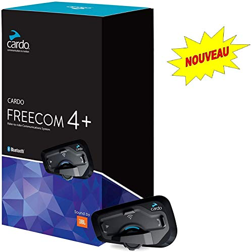 Cardo Freecom 4 Plus (+) Single Pack (Einzelpack)