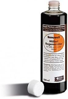 Renuwell Möbel Regenerator - Für alle hellen und dunklen Holzarten und Lackoberflächen 500 ml