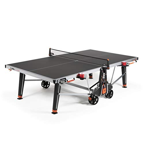 Cornilleau Performance 600X Outdoor Crossover Tennis Table - Black One Size, 113401