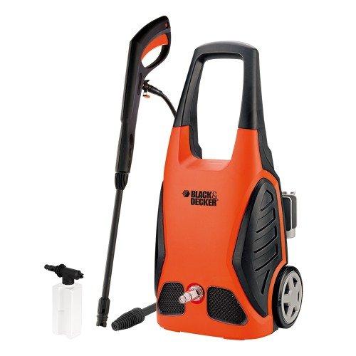 Limpiador Black & Decker PW1600SL Presión 125bar, potencia 1600W, 360lt/H