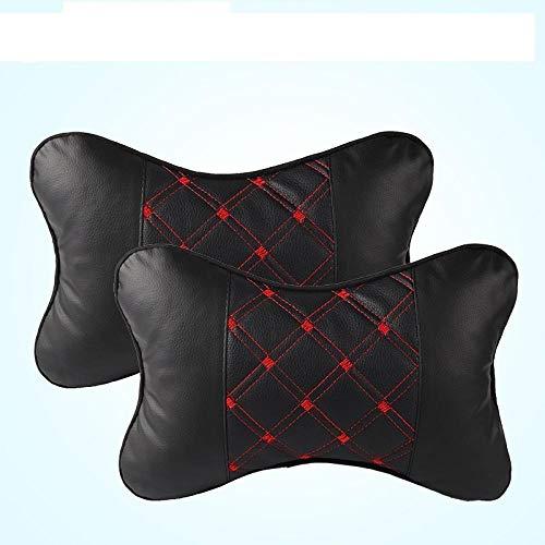 XiXiBoom Reposacabezas Asentar la Almohadilla del Cuello del niño Cuatro Universal de los Adultos de Dos Estaciones Almohada Cuello Coche