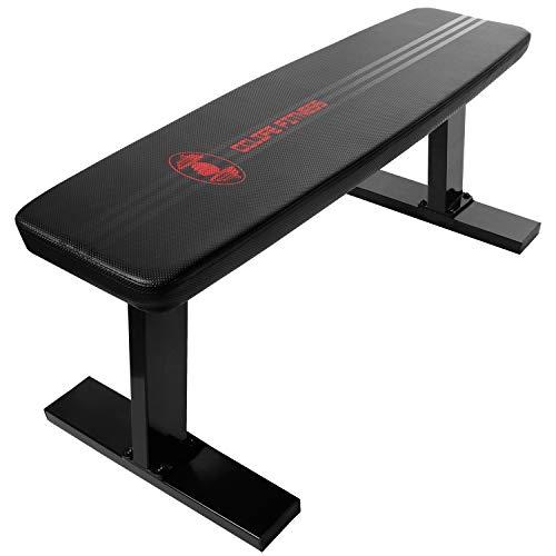 CCLIFE Charge d'entraînement sur Banc de Musculation 200kg.