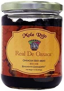 Mole Rojo Real de Oaxaca 16 oz