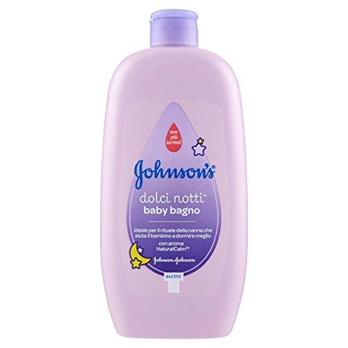 Johnson's Dolci Notti Baby Bagno - 500 ml
