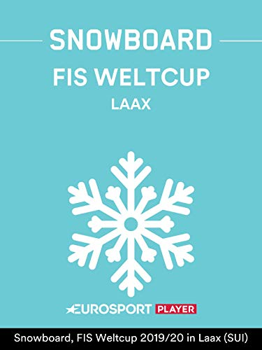 Snowboard: FIS Weltcup 2019/20 in Laax (SUI) / Halfpipe