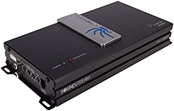 Soundstream PN1.650D 650W Monoblock Picasso Nano Class-D Amplifier