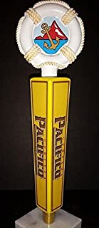 Cerveza Pacifico Life Preserver Modelo Brewery Figural Beer Tap Handle