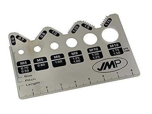 JMP - Galga Plantilla de medición de Tornilleria