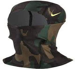 Men's Hood, Green/Black, One Size