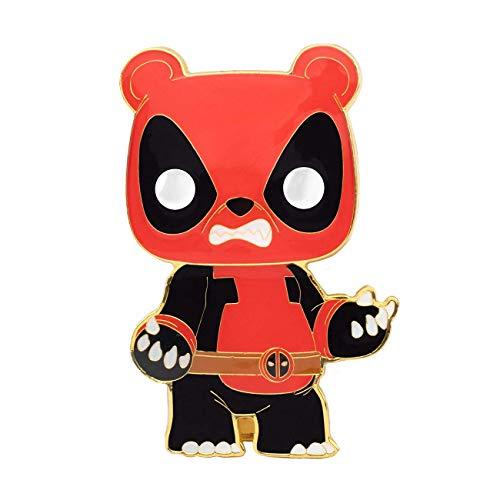 Funko Pop! Pins: Marvel - Panda Deadpool