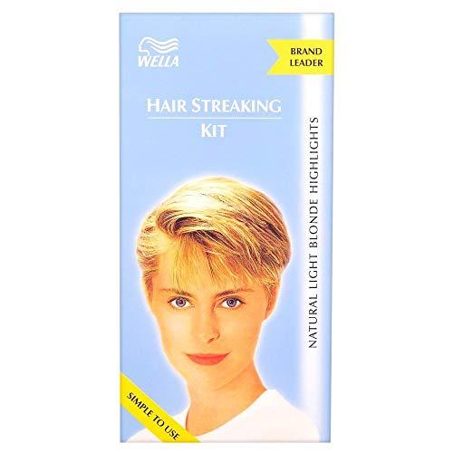 Wella Hair Streaking Kit Natural, Light Bl