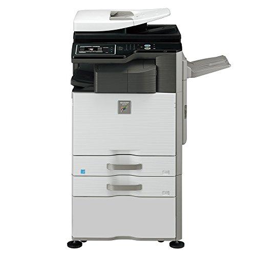 Great Deal! Sharp MX-3115N Tabloid-Size Color Laser Multifunction Copier - 31ppm, Copy, Print, Scan,...