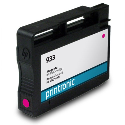 Printronic Remanufactured Ink Cartridge Replacement for HP 932 and HP 933 4 Pack (1 Black, 1 Cyan, 1 Magenta, 1 Yellow) Photo #5