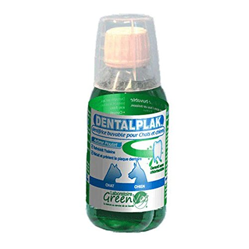 DENTALPLAK dentifrice buvable pour chien et chat 250 ml Arôm