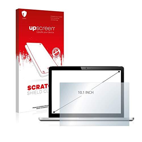upscreen Schutzfolie für 16 Zoll Tablets (354 x 199 mm, 16:9) – Kristallklar, Kratzschutz, Anti-Fingerprint
