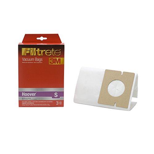 3M Filtrete Hoover S Micro Allergen Vacuum Bag