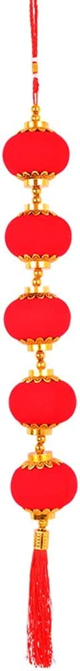 Zxb-shop Colorful Paper Lanterns D Pumpkin-Shaped Tassel Hanging Cheap bargain Max 83% OFF