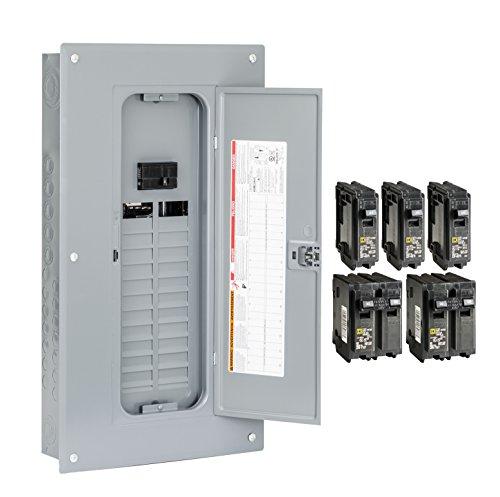100 amp breaker square d - 5