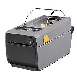 Zebra ZD410 Direct Thermal Desktop Printer Print Width of 2 in USB Bluetooth and Wifi Connectivity ZD41022-D01W01EZ
