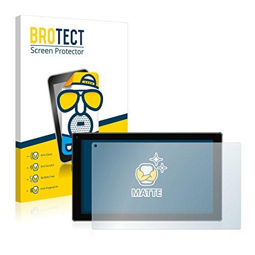 BROTECT 2X Entspiegelungs-Schutzfolie kompatibel mit Blaupunkt Endeavour 101G Bildschirmschutz-Folie Matt, Anti-Reflex, Anti-Fingerprint
