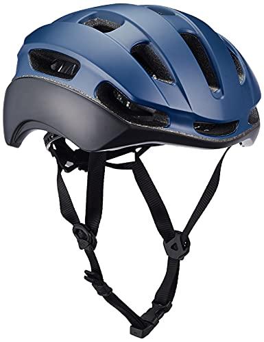 オージーケーカブト(OGK KABUTO) 自転車 ヘルメット BC-Glosbe2 マットネイビー L XL (頭囲:59cm-61cm)