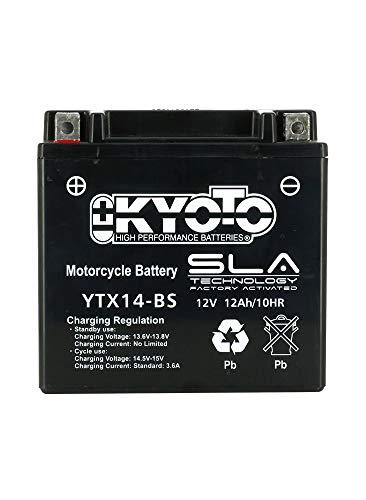 Kyoto Batterie für KTM SUPERDUKE 1290 R 2014/2019