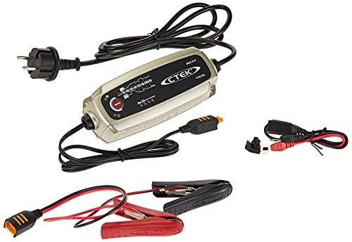 CTEK MXS 5.0, Chargeur De Batterie 12V 5A, Compensation...