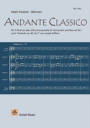 ANDANTE CLASSICO (nach