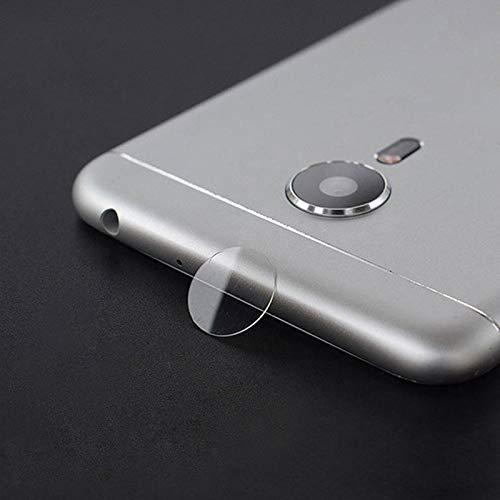 Lihuoxiu Mobile Phone Camera Accessory 0.3mm Straight Edge Rear Camera Lens Tempered Glass Film for Meizu MX5