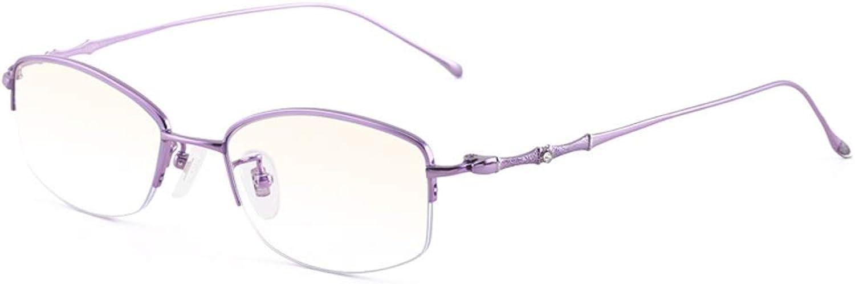 alta calidad y envío rápido Gafas Gafas Gafas de Lectura Myopia Tr90 de Doble luz Lejos y cercanos Uso Doble One Fashion Ultra Light Cómodo Antifatiga ( Color   rojo , Talla   350 Degrees )  Vuelta de 10 dias