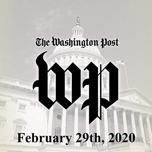 『February 29, 2020』のカバーアート