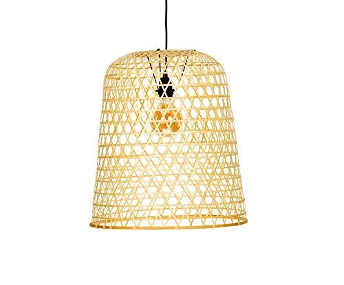 ANDREA HOUSE Lámpara de Techo de bambú
