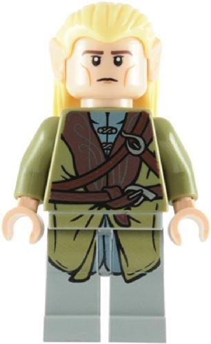 LEGO El Señor De Los Anillos: Legolas Minifigura