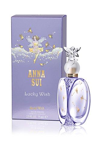 Anna Sui Lucky Wish Eau de Toilette für Frauen, 75ml