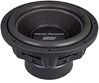 Power Acoustik BAMF-122 Bumper-122 Subwoofer 3500 Watts 12 inches Dual Suspension