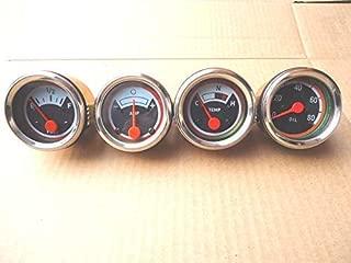 Oliver Tractor Temp.Amp.Fuel.Oil Pressure Gauges Kit -1550, 1650, 1750,1755, 1850,1855,1950,1955,2050,2150