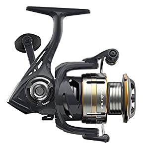Cadence Lux Spinning Reel, Super Smooth Reel with 9 + 1 Japanese BB, Ultralight Fishing Reel with Carbon Body & Carbon Rotor, Strong Performing Reel with 36LBs Max Drag, Aluminum Braid-Ready Spool