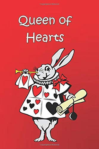 Queen of Hearts: Pre-patterned Book Folding Gift Book (Two Hearts Shape)