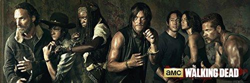 GB Eye Poster The Walking Dead Season 5, Mehrfarbig