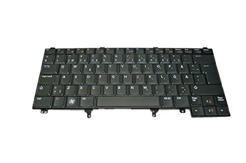 DELL 6838N - Keyboard (SWEDISH/FINNISH) - Non Backlit. - Warranty: 6M