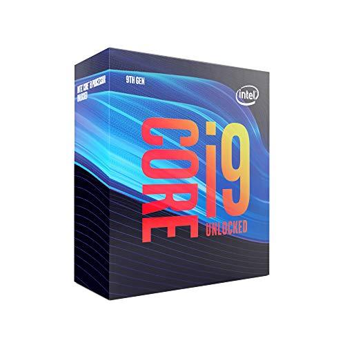 Intel Core i9-9900K Desktop Processor 8 Cores up to 5.0GHz Unlocked LGA1151 300 Series 95W