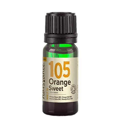 Naissance Orangenöl, süß 10ml BIO zertifiziert 100% naturreines ätherisches Öl