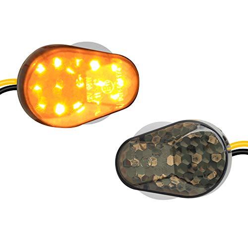 kawasaki zx6r led lights - 8