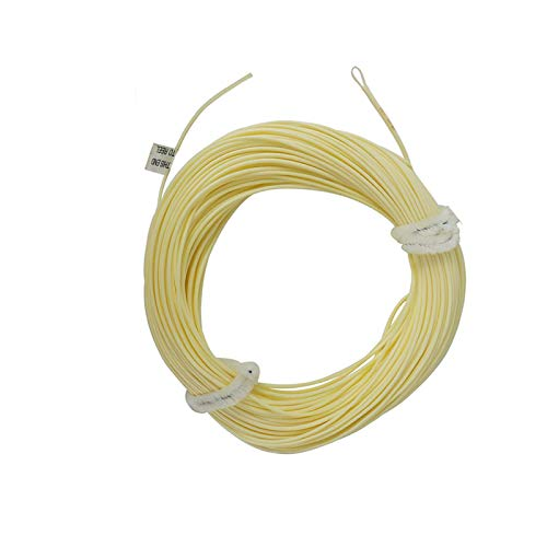 Aventik Trout Fly Fishing Line Weight Forward Floating Fly Line with...