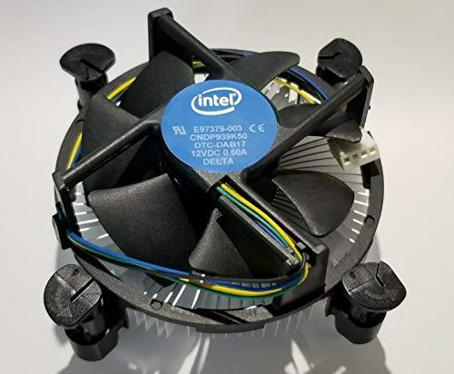Intel i3 i5 i7 A115x CPU dissipatore e ventola E97379003